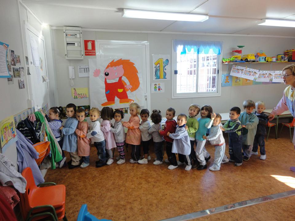 escuelas infantiles