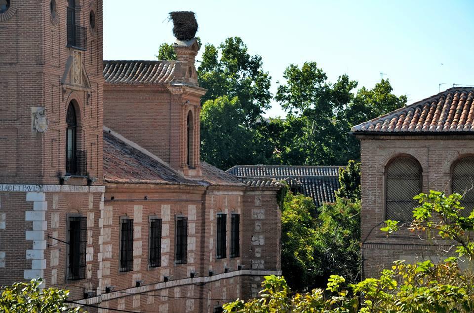 Vista de la ciudad patrimonio