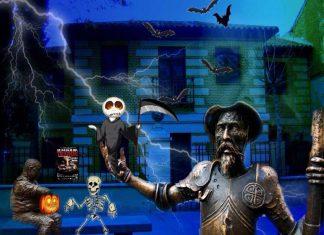 La noche más terrorífica en Alcalá de Henares