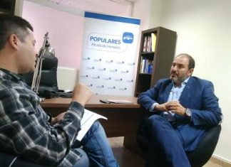 Entrevista de Diario de Alcalá a Javier Bello