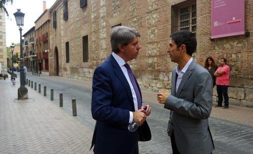 El alcalde y el consejero