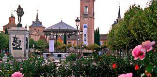La Plaza en modo ALCINE
