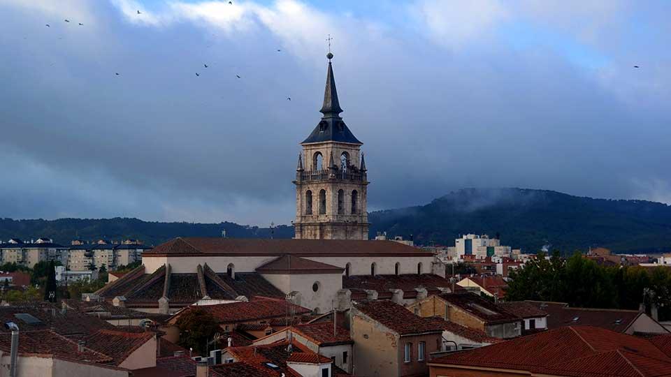 Amanecer de Otoño en Alcalá