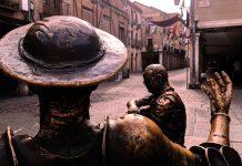 Don Quijote espera el Mercado Cervantino 2015