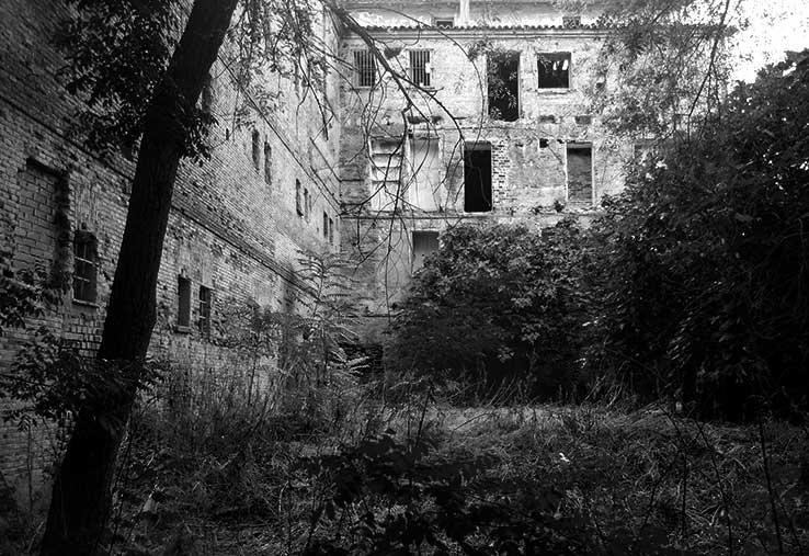 Antigua cárcel de mujeres La Galera