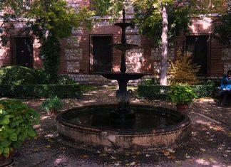 Otoño en jardines universitarios
