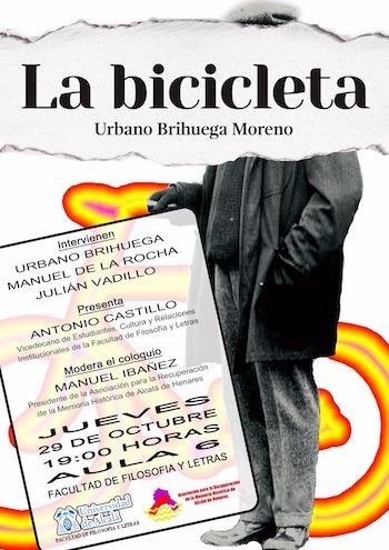 La bicicleta: memoria del fusilamiento de Felipe Loeches, jornalero, concejal y republicano