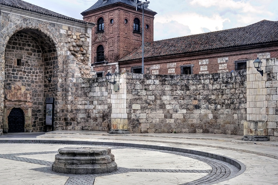 Plaza de los Universos de Cervantes