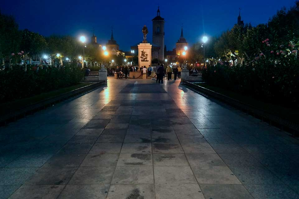 Plaza de Cervantes MsMxM