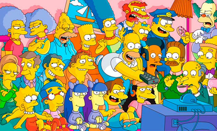Los Simpsons a debate