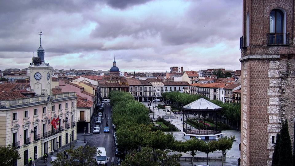 Vistas de Alcalá de Henares - ciudad patrimonio