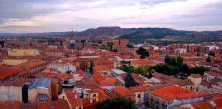 Panorámica de la ciudad patrimonio