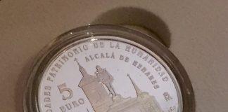 La moneda de Alcalá de Henares