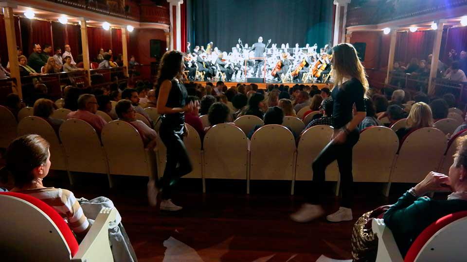 Concierto de Cine en el Teatro Salón Cervantes