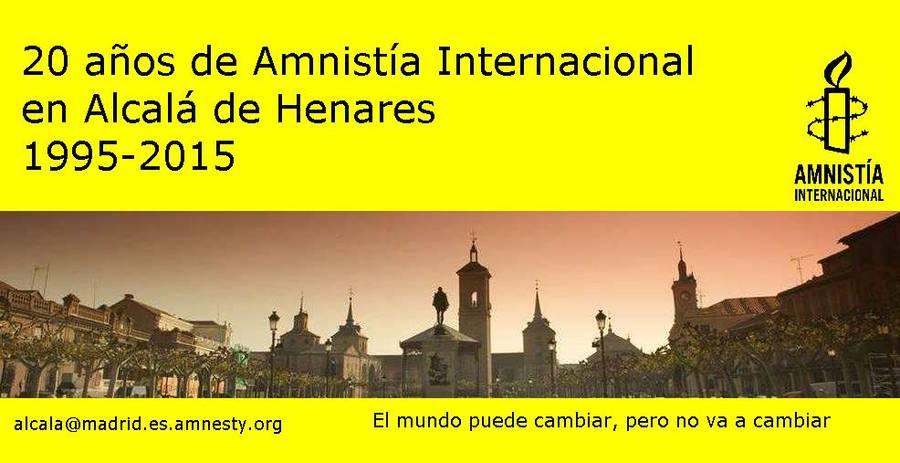 Amnistia Internacional Alcalá de Henares