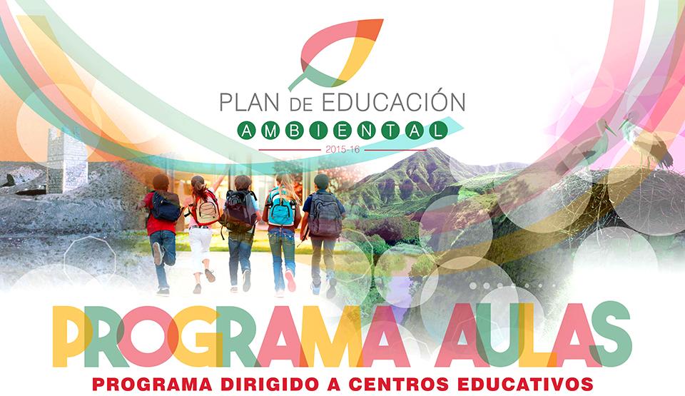 Programa Aulas: aprendiendo a proteger el medio natural desde la juventud