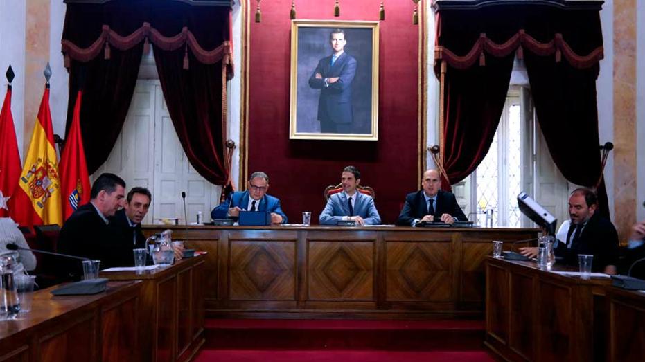 Pleno Muncipal de Ordenanzas Fiscales