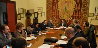 Concejales de Hacienda del Grupo de Ciudades Patrimonio