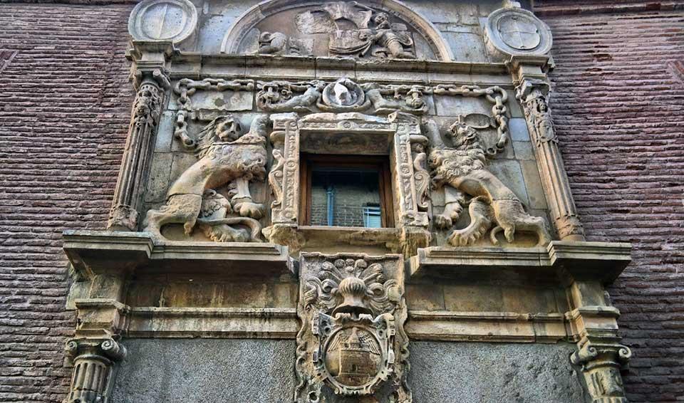 Casa de los Lizana