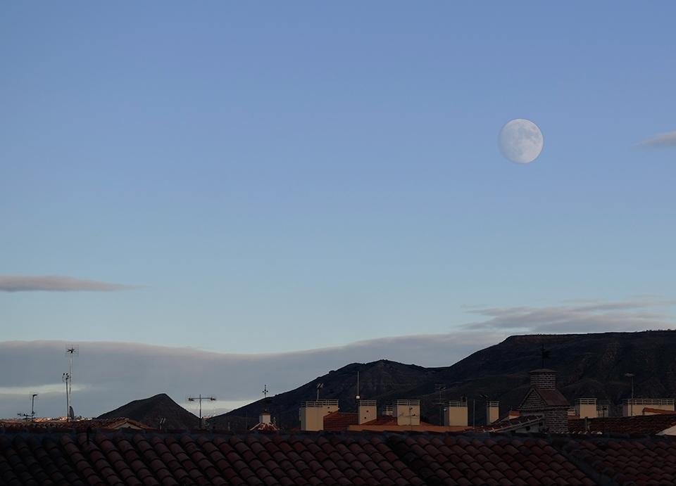 La luna en noviembre