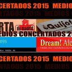 Medios concertados con el Ayuntamiento de Alcalá