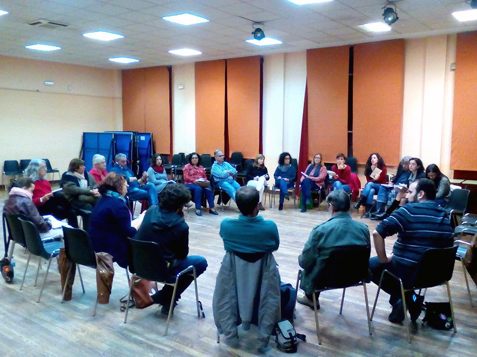 Mesa Solidaria en Alcalá de Henares