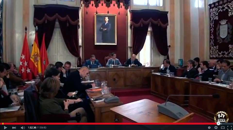 Pleno Municipal de Ordenanzas Fiscales