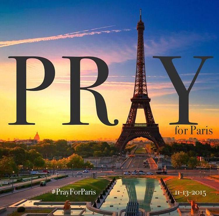 Reza por París