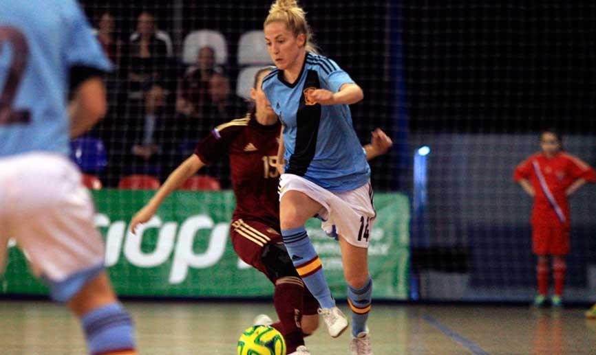 Selección Española Absoluta de Fútbol Sala Femenino