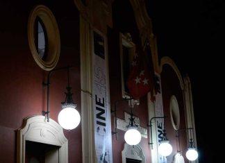 Teatro Salón Cervantes, escenario de Alcine