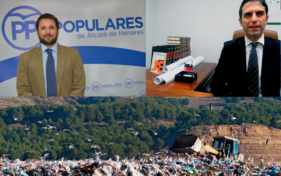 Vertedero de Alcalá de Henares