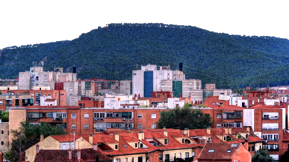 Vista del Cerro de
