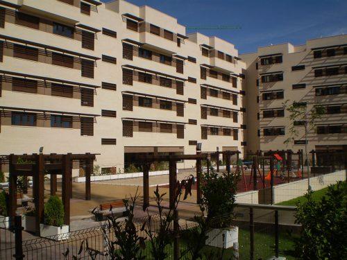 Vivienda protegida en Alcalá de Henares