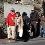 """Concejales de Alcalá se ponen """"ciegos"""""""