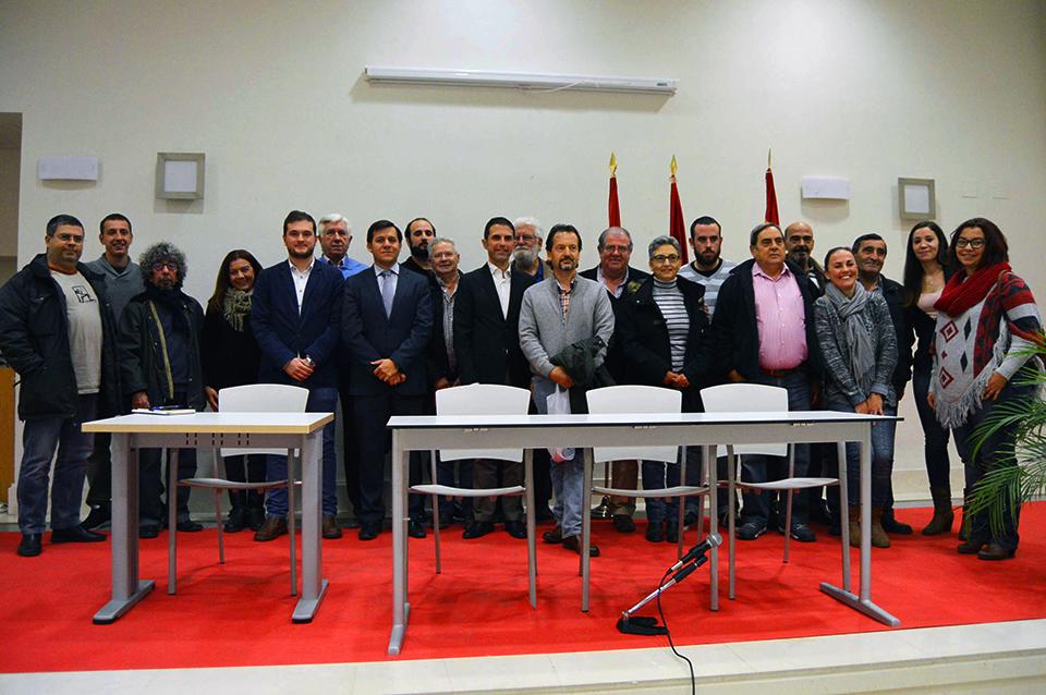 Constitución Junta Municipal Distrito II Alcalá de Henares