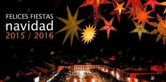 Programa Oficial de Navidad 2015 Ayuntamiento de Alcalá de Henares