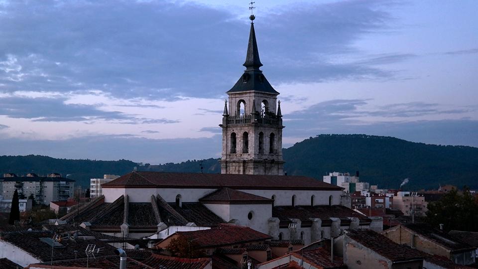 Vista de la Civitas Dei