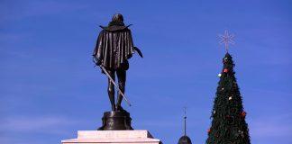 Cervantes y la Navidad