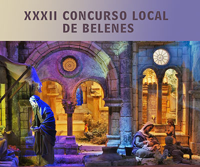 XXXII Concurso de belenes en Alcalá de Henares