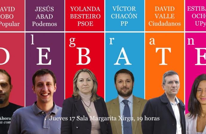 El gran debate en La Luna de Alcalá