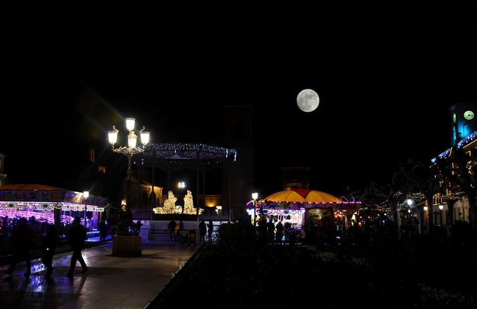Luna de Nochebuena