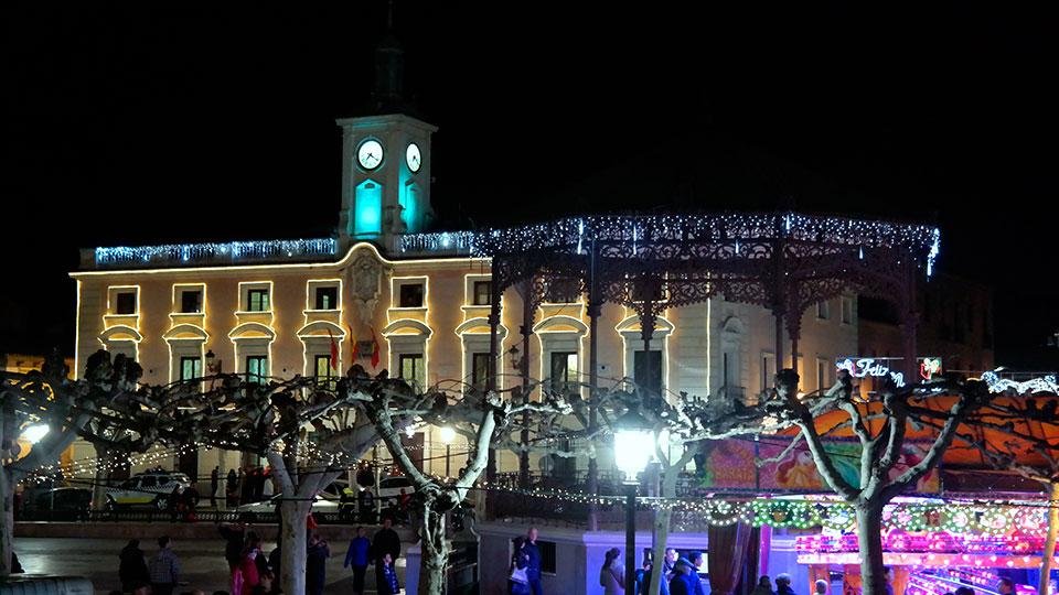 Inicio de la Navidad 2015