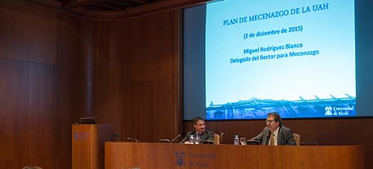 Plan Mecenazgo de la Universidad de Alcalá