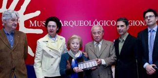 El M.A.R. presenta el tesoro hallado en Alcalá