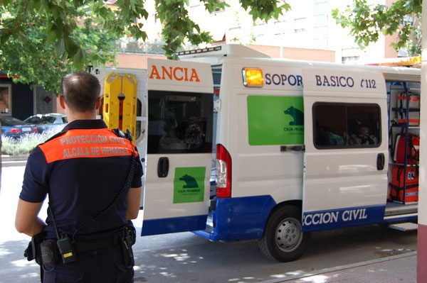 Protección Civil de Alcalá de Henares