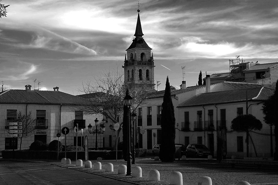 Desde la Puerta de Madrid