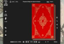 La Biblioteca Nacional lanza un Quijote interactivo para móviles