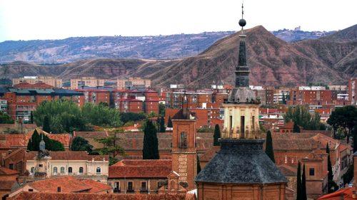 Vista desde la torre Magistral