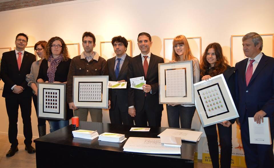 Disello entrega sus premios al Universo Cervantes en Alcalá