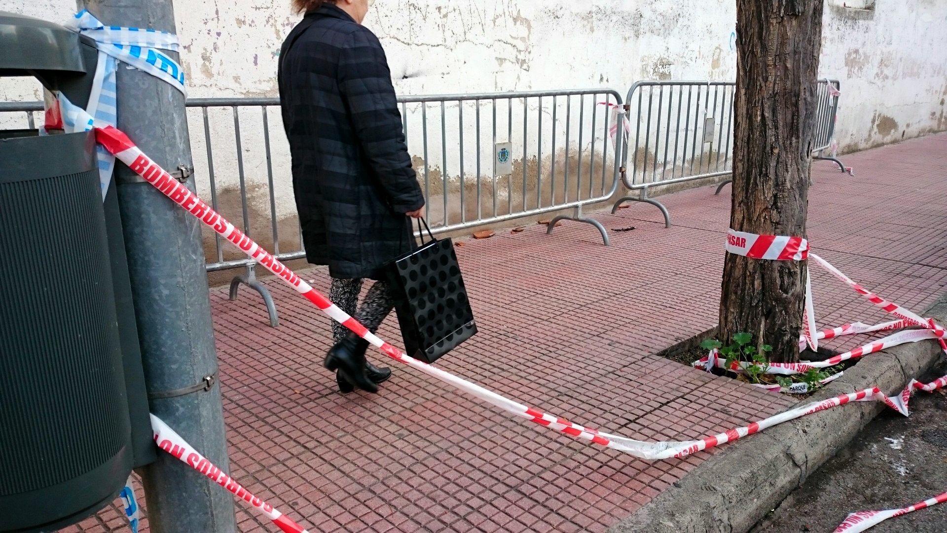 Peligro en la Calle Alameda